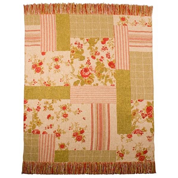 Blankets - Rosas y Cuadros