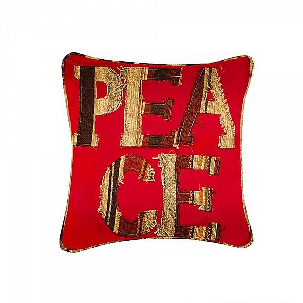 Pillowcase - Retazos Peace