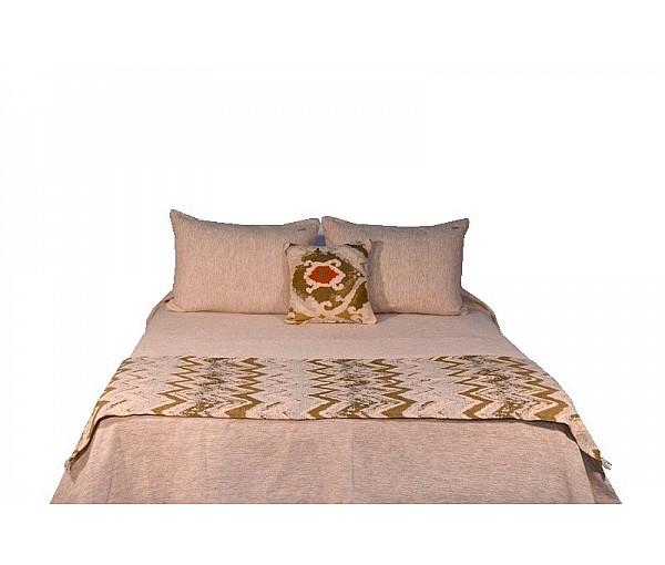 Pie de cama - Espiga