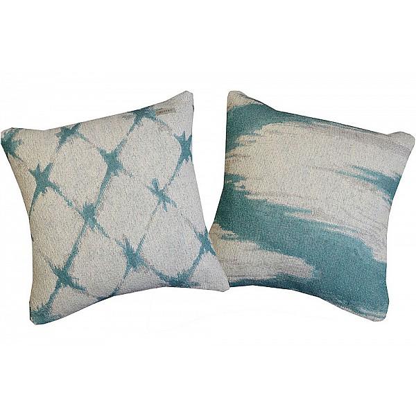 Pillowcase - Chevrón Shibori
