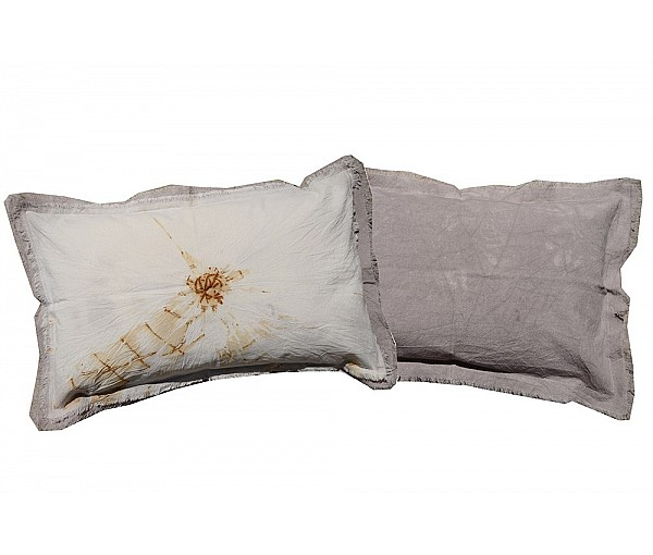 Pillowcase - Lienzo con fleco