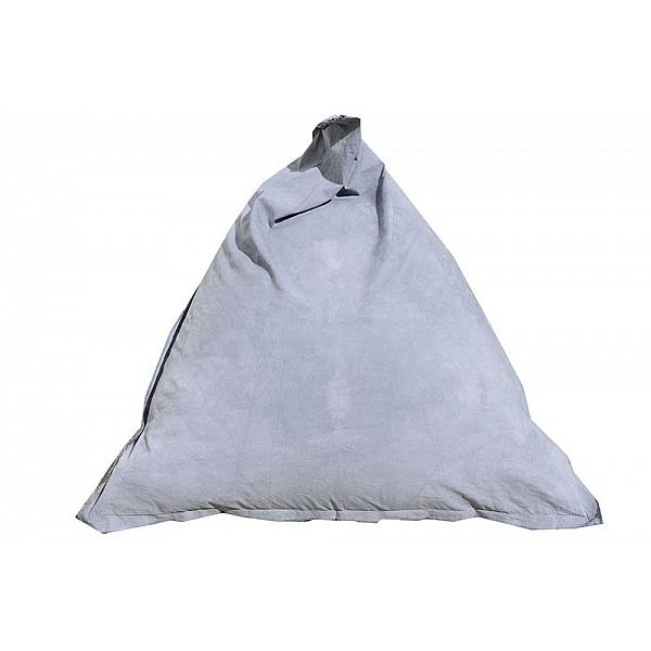 Furniture - Puff Tussor Triángulo