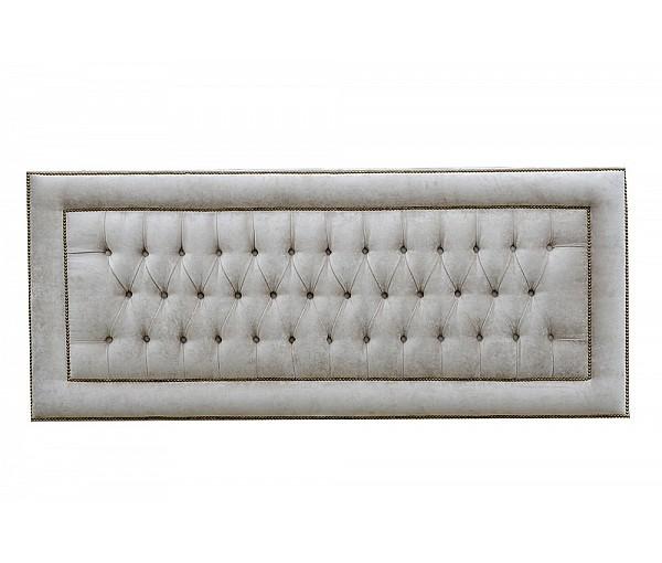 Furniture - Respaldo de Colgar doble tachas con Capitoné