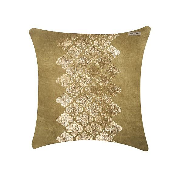 Pillowcase - Panne con Árabe Metalizado
