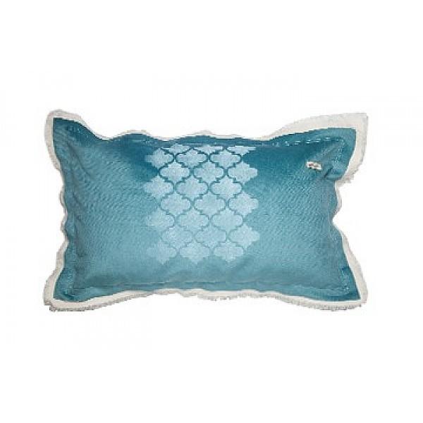Pillowcase - Donn con Árabe Pintado y Tussor