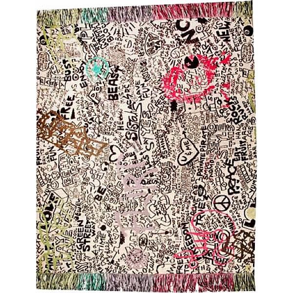 Blankets - Graffiti