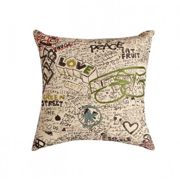 Pillowcase - Graffiti