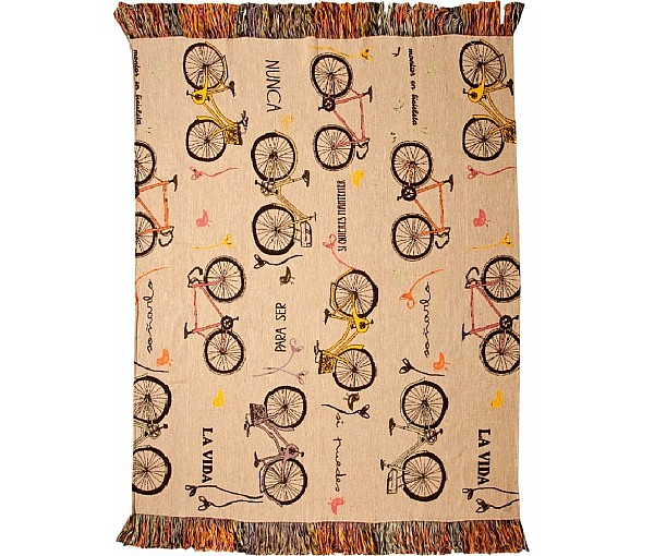 Blankets - Bicycle