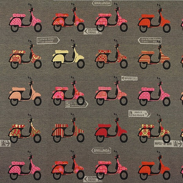 Upholstery - Scooter