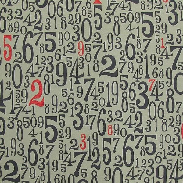 Upholstery - Números
