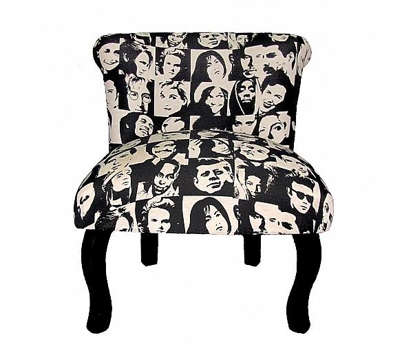 Muebles - Sillón Stefanía