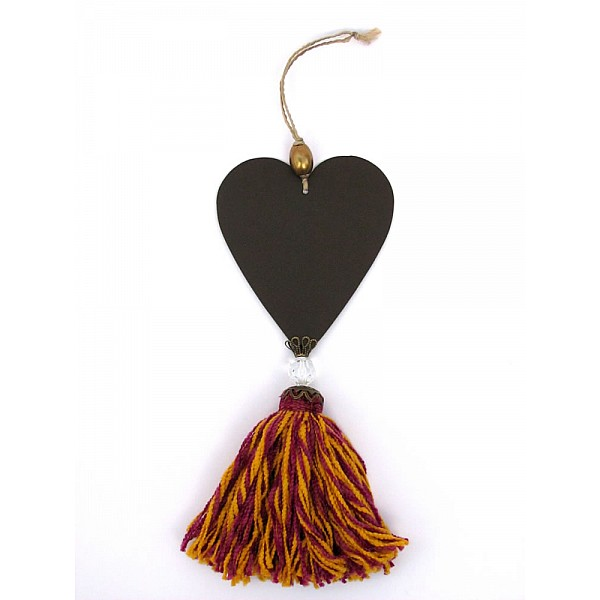 Accessories - Tassels Heart
