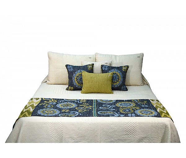 Footboard - Boho Chic