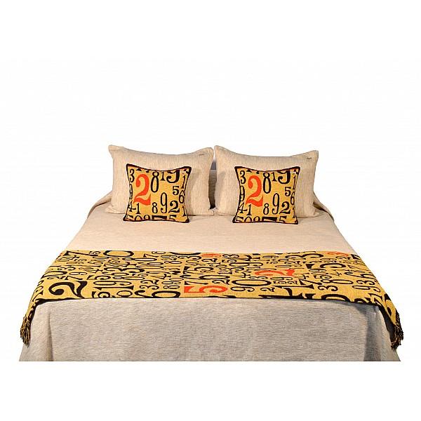 Bed Runner - Numeros