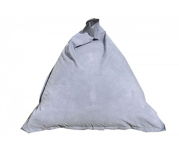 Puffs - Puff Tussor Triángulo