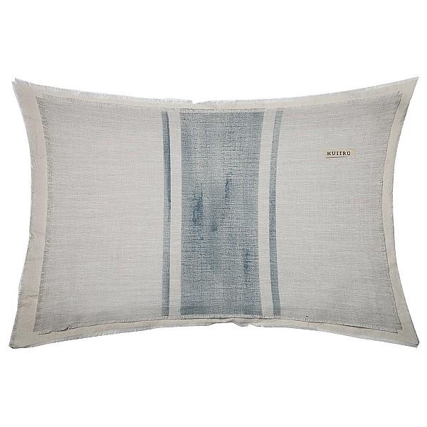 Pillow Shams - Delta Pintado con flecos