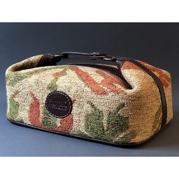 Lunch - Unisex toiletry bag with strip