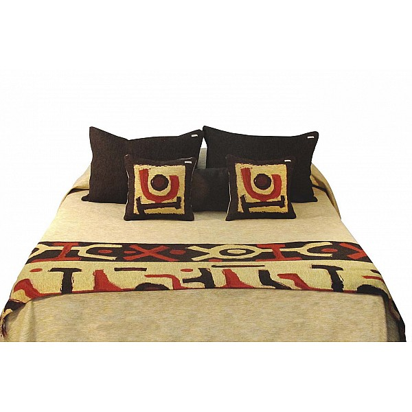 Bed Runner - Africana