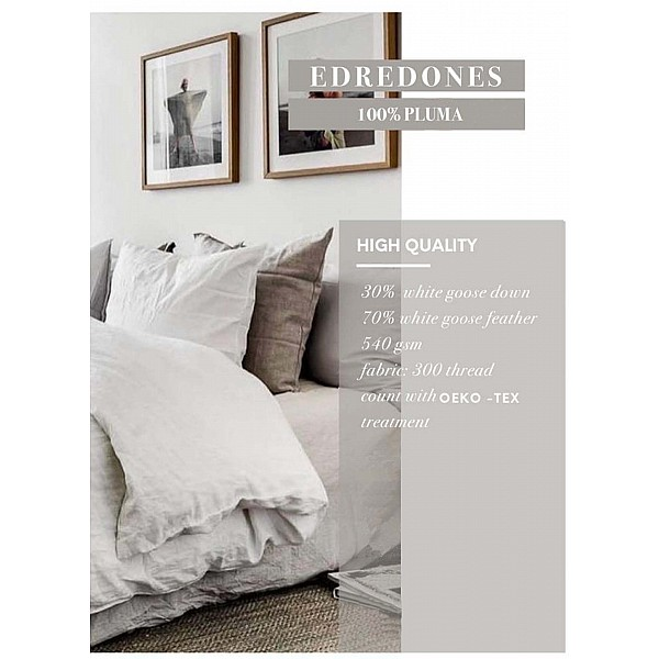 High Quality Duvet - Edredón High Quality