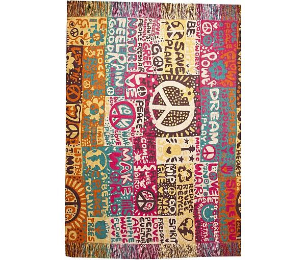 Cubrecamas - Hippie