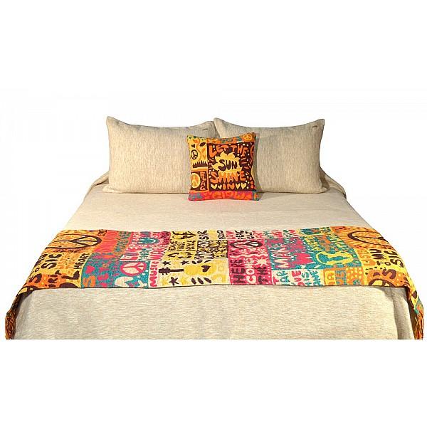 Bed Runner - Hippie