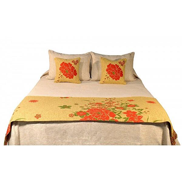 Bed Runner - Magnolia
