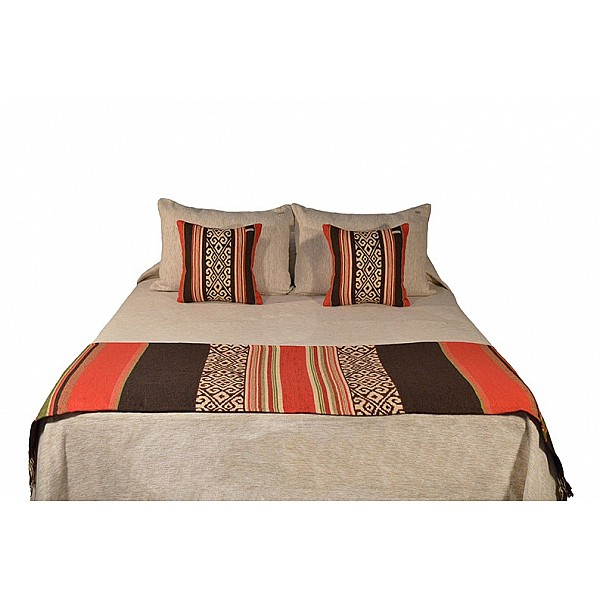 Bed Runner - Mapuche