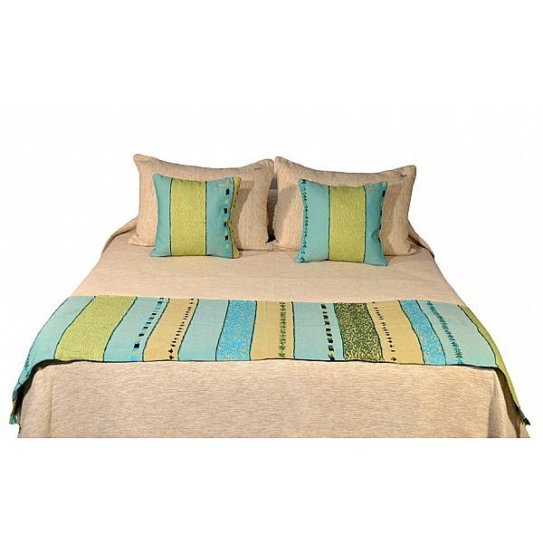 Bed Runner - Nona Stripe