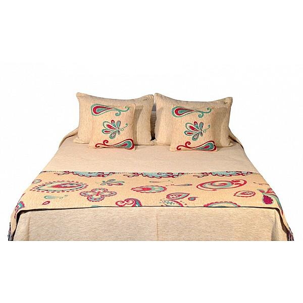 Bed Runner - Paisley
