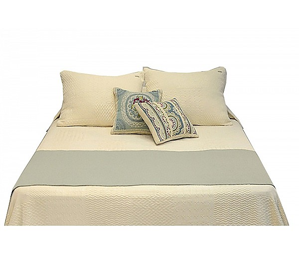 Pie de Cama - Plain-Liso