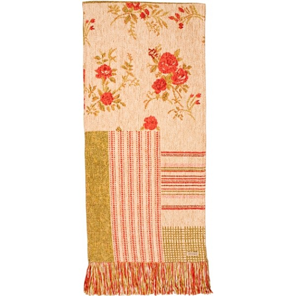 Table Runners - Rosas y Cuadros
