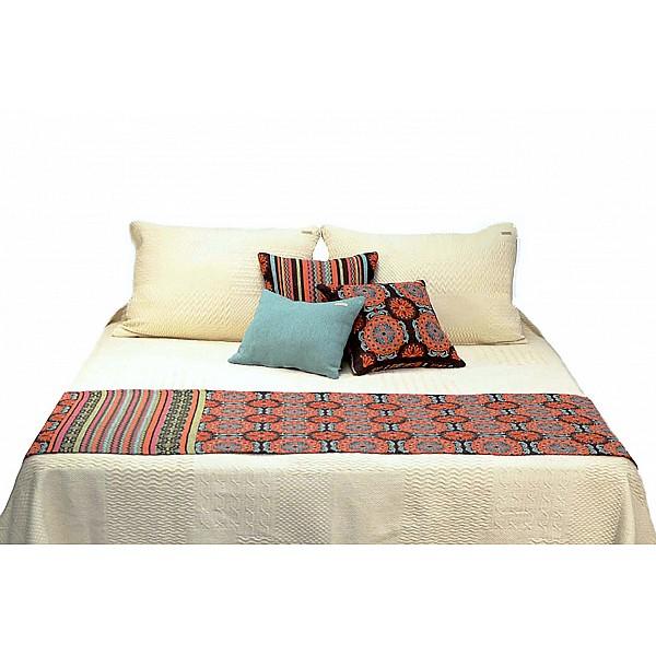 Bed Runner - Azulejo