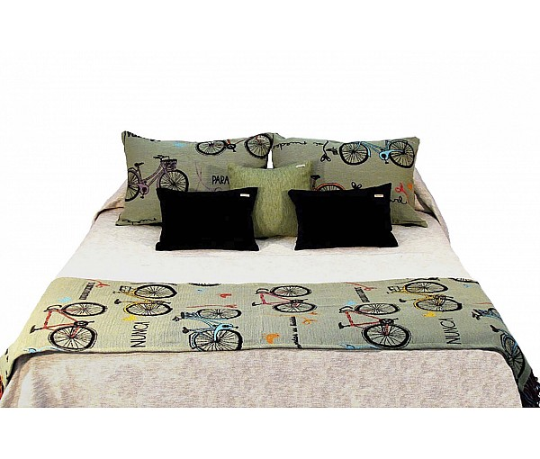 Pie de Cama - Bicycle