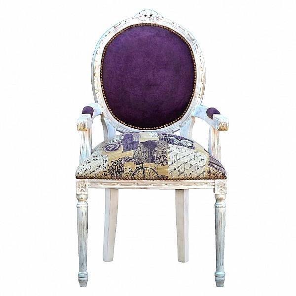 Armchair - Sillón Luis XVI