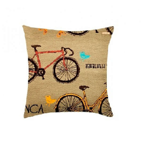 Pillowcase - Bicycle