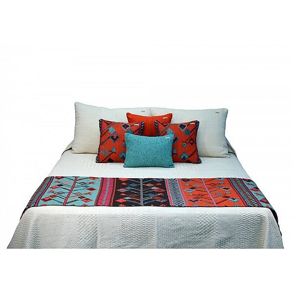 Bed Runner - Akumal