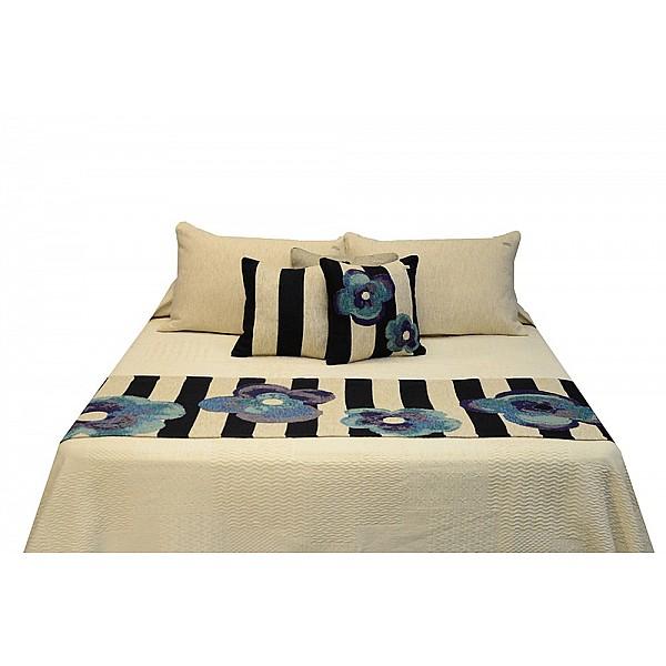 Bed Runner - Raya Flor